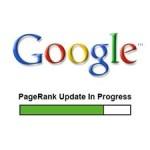 Actualización de Pagerank 2011