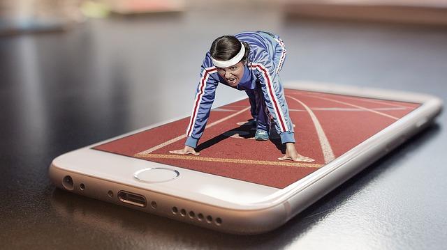 aplicacion movil deporte