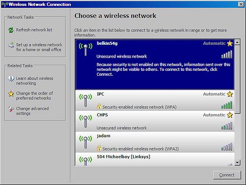 Redes inalámbricas 3